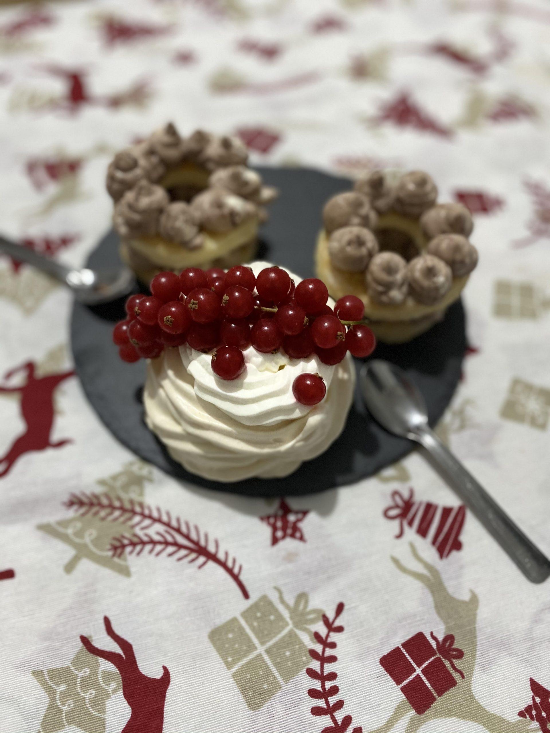 Pavlova il dolce più elegante del mondo